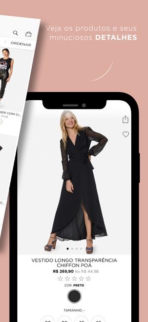 dc7da9745  AMARO - Comprar Moda Feminina na App Store