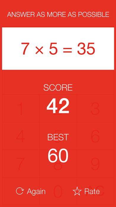 Math Hero by Erudite screenshot two