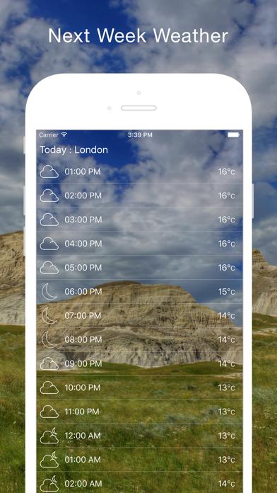 Live Weather & Temperatureのおすすめ画像2
