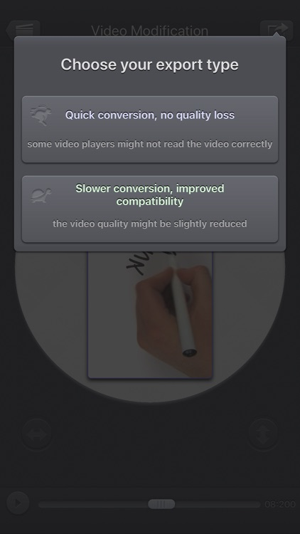 Video Rotate & Flip - HD screenshot-3