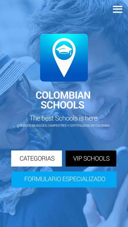 Colombian Schools