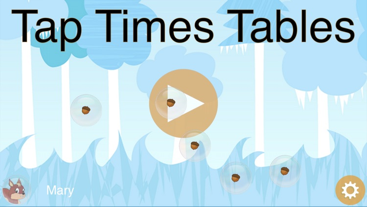 Tap Times Tables
