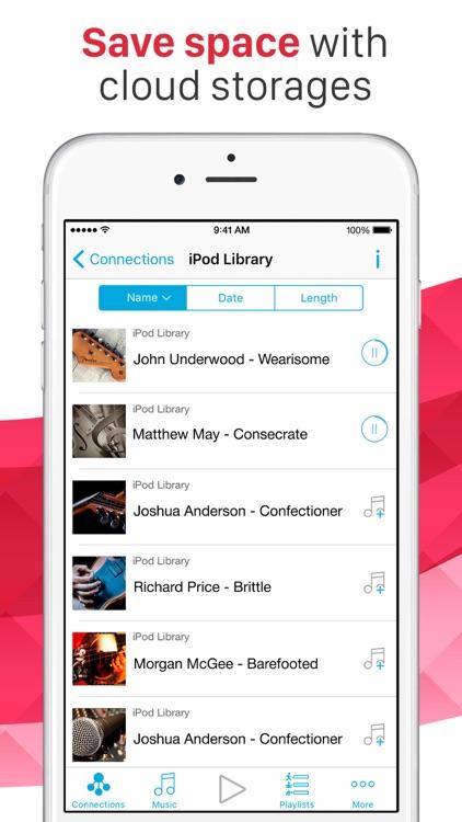 Music Pocket - Listen Offline screenshot-3