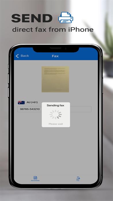 scanner : fax plus ad free på PC