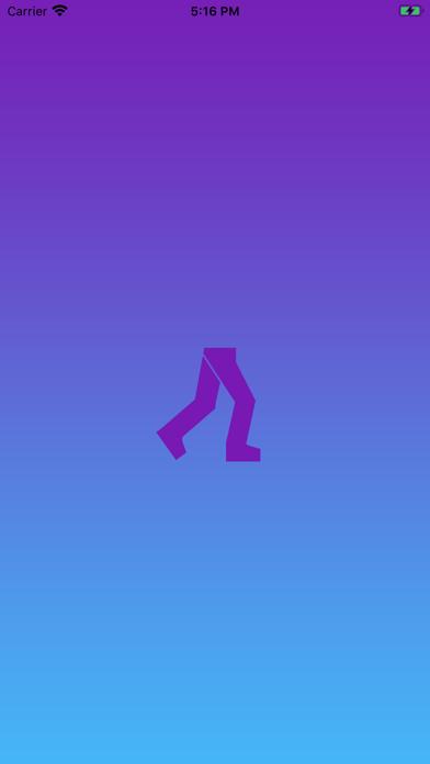 Pedometer Daily Steps CounterScreenshot von 8