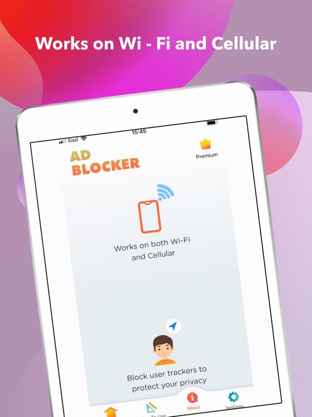 AdBlocker - No Ads and Safe