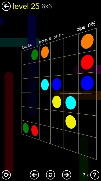 Flow Free screenshot-4