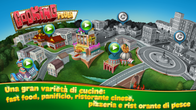 Download Cooking Fever per Pc