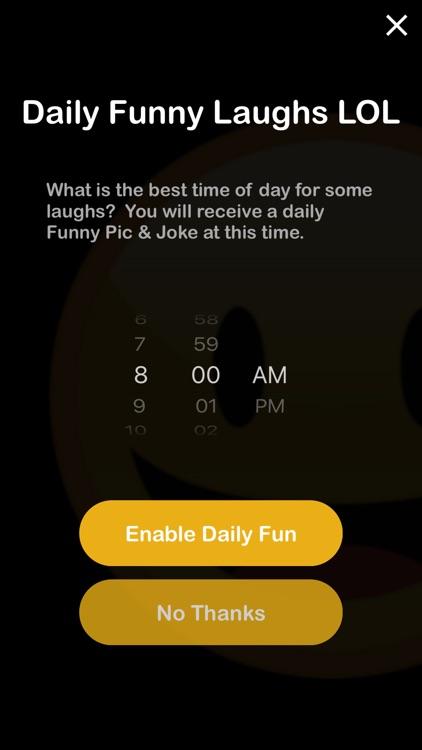 Funny Laughs LOL! Pics & Jokes screenshot-3