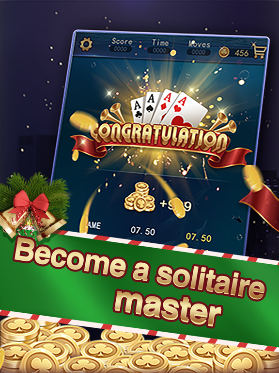 Classic Solitaire 2019 screenshot 3