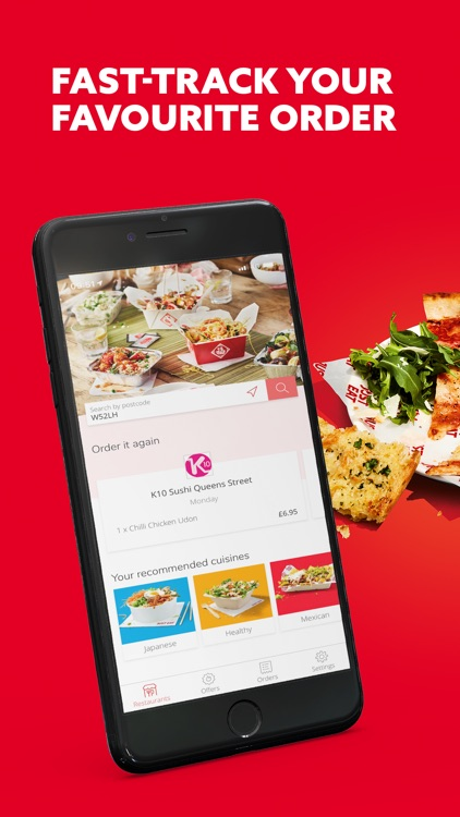 Just Eat - Food Delivery screenshot-7
