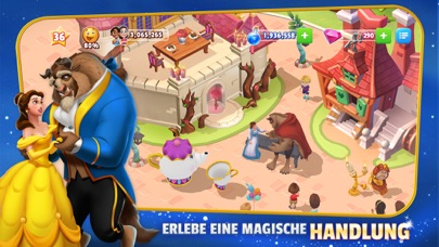 Herunterladen Disney Magic Kingdoms für Android