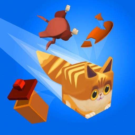 Cat Vs Laser