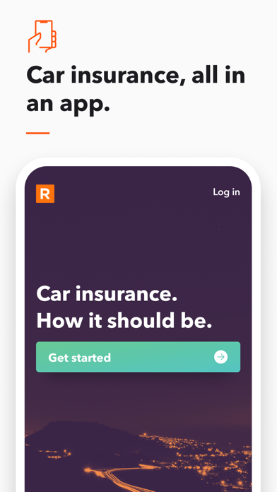 Screenshot for Root: Affordable car insurance in United States App Store