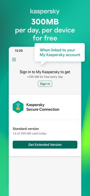 Secure VPN & Proxy – Kaspersky on the App Store