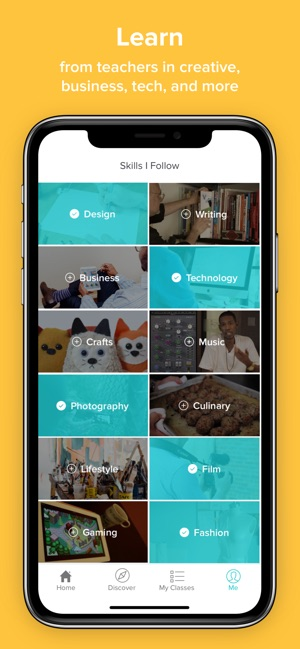 Skillshare - Online Learning on the App Store