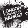 London Tour Map of Banksy