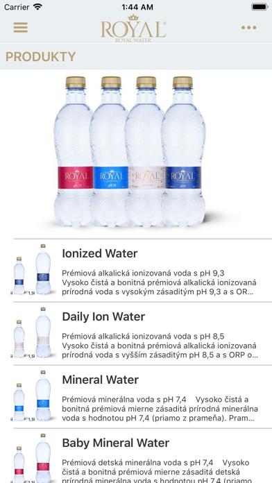 Royal Water SK screenshot 6