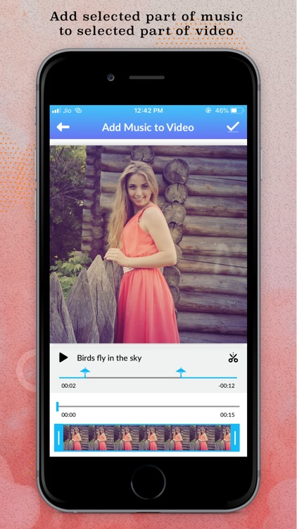 Music Editor For iPhone