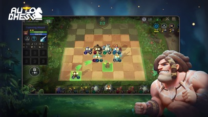 Auto Chess:Origin Screenshot on iOS