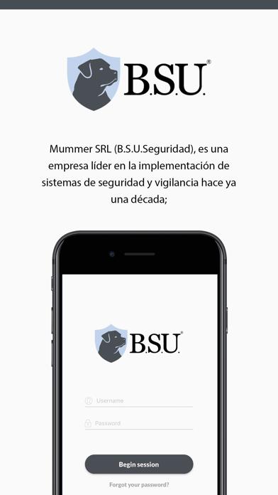 BSU Satelital screenshot 1