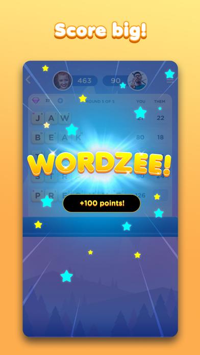 Wordzee! screenshot 3
