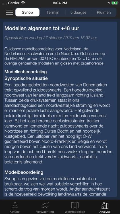 Sea Weather - Maritime app screenshot-5