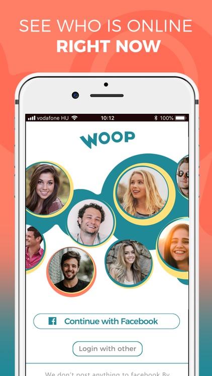 Woop - The Dating App