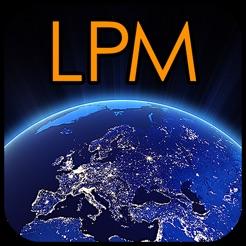 Light Pollution Map - Dark Sky im App Store on