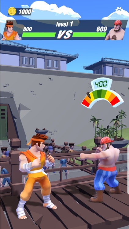 Kung Fu King - Action Game