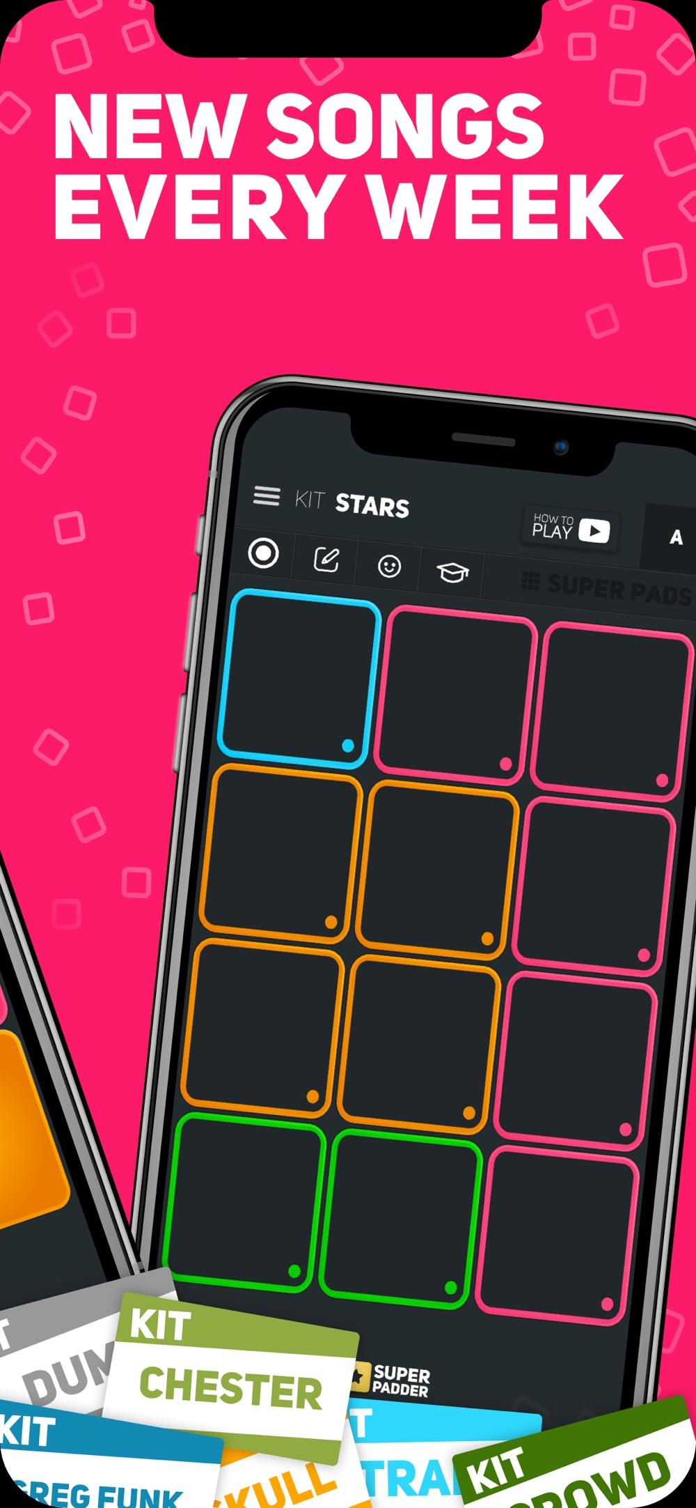 SUPER PADS - Become a DJ hack tool