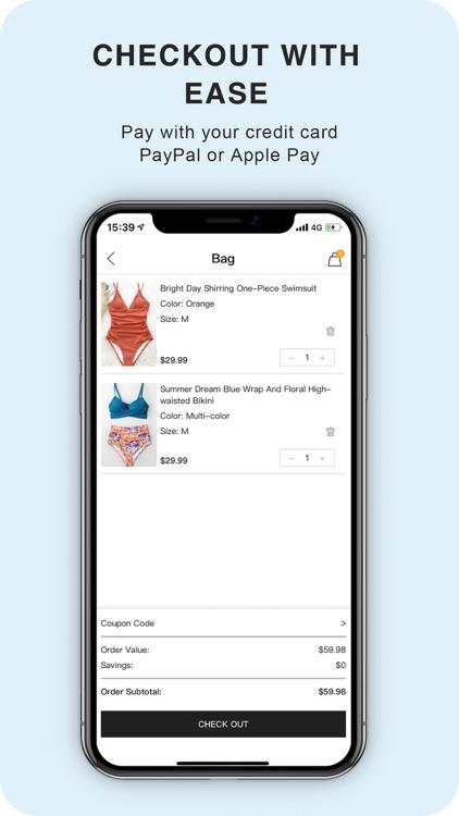 Cupshe - Swimsuit Fashion Shop screenshot-4