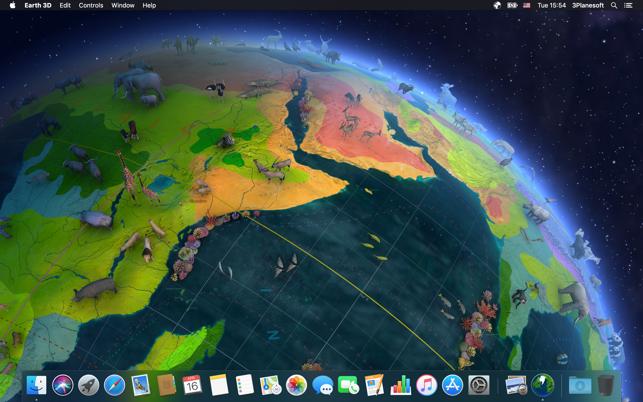earth 3d mac full gratis