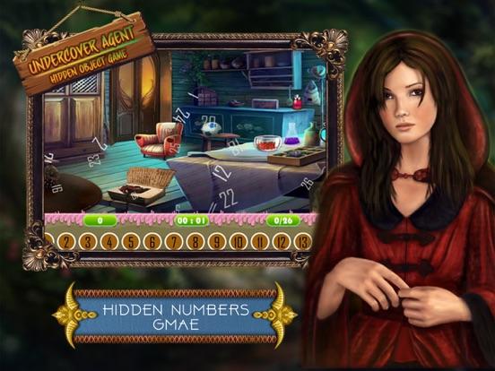 Undercover Agent Hidden Object screenshot 7