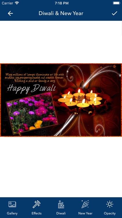 Diwali & New Year PIP Photo screenshot-5