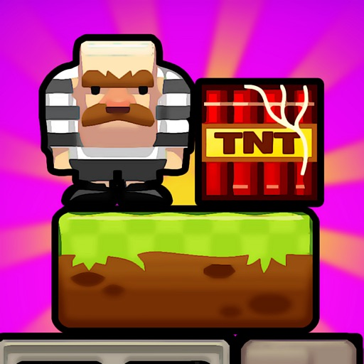 Jail Drop The Escape icon
