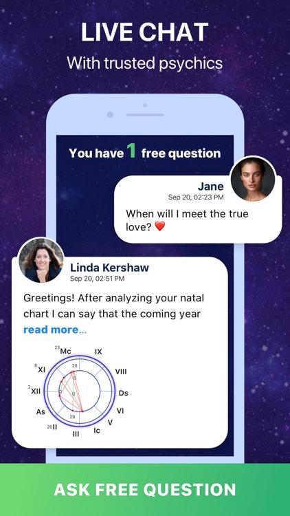 Lifechart™ - #1 Astrology App screenshot-3