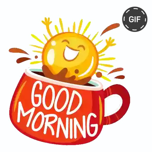Good Morning Gif Stickers