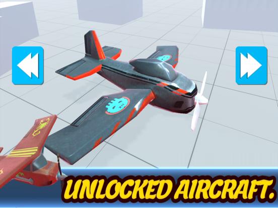 Plane Flight Shooting 3D-ipad-1
