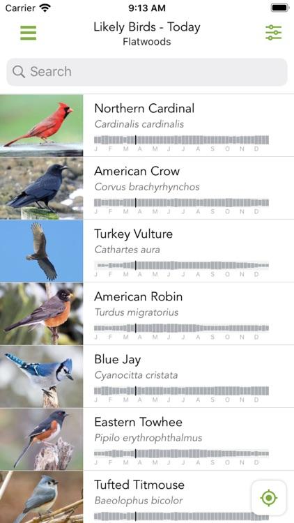 Merlin Bird ID by Cornell Lab screenshot-9