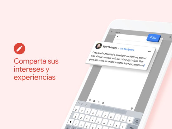 Google+ para G Suite