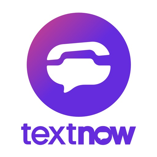 TextNow: Call + Text Unlimited app logo