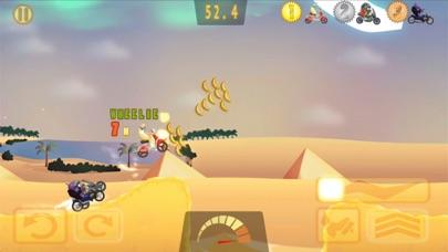 Screenshot from Banana Racer Pro - Moto Racing