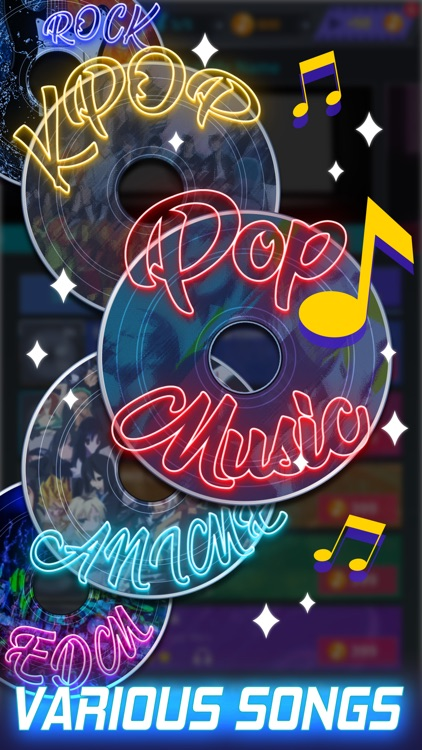 Tap Tap Music-Pop Songs screenshot-3