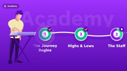 Piano Academy - Learn Piano Screenshot