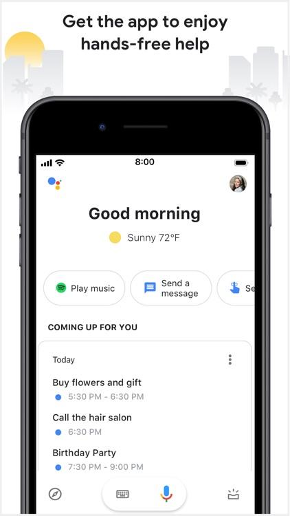Google Assistant screenshot-0