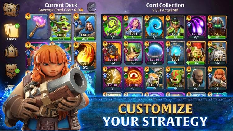 Arcane Showdown - Battle Arena screenshot-3