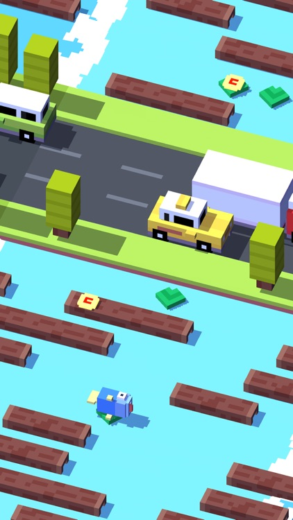 Crossy Road screenshot-3