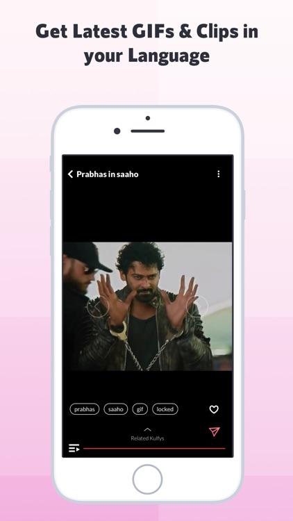Kulfy: Videos, GIFs & Stickers screenshot-7