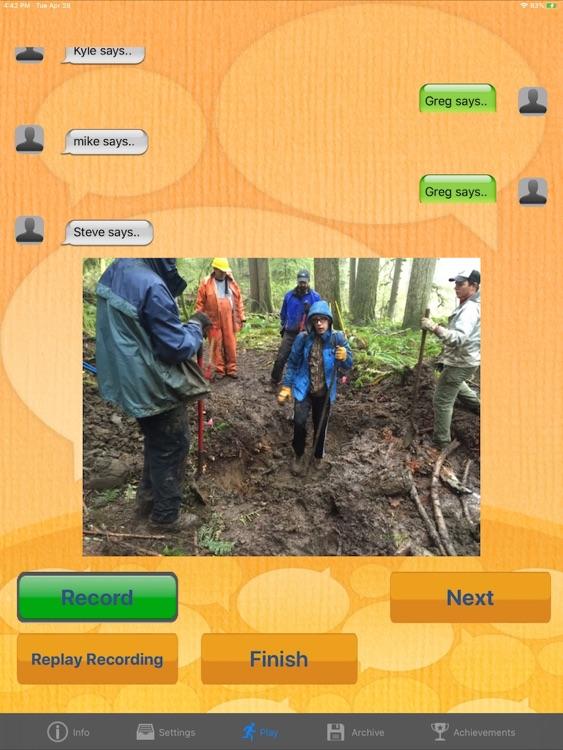 ConversationBuilder™ screenshot-7